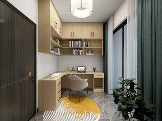 5-10万120平米四室两厅新古典风格书房装修效果图