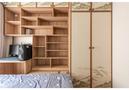 20万以上130平米三室两厅日式风格书房装修图片大全
