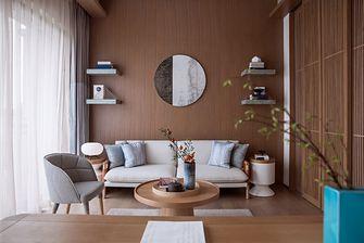 豪华型140平米别墅中式风格阁楼设计图