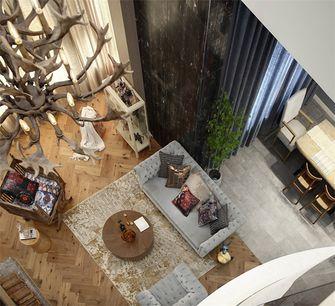 豪华型140平米别墅混搭风格客厅图