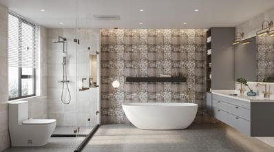 豪华型140平米法式风格卫生间效果图