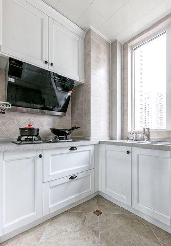 100平米三室一厅地中海风格厨房图