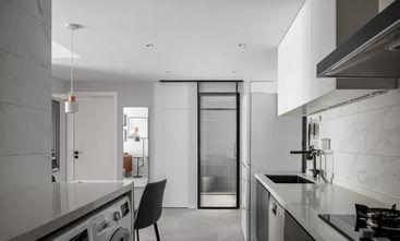 5-10万50平米小户型现代简约风格厨房装修案例