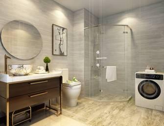 豪华型130平米三室两厅中式风格卫生间欣赏图