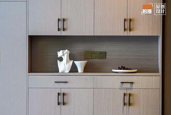 15-20万140平米四室两厅现代简约风格玄关设计图