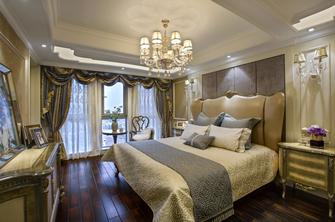 豪华型140平米四室两厅新古典风格卧室图