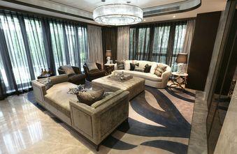 20万以上140平米四室一厅欧式风格客厅图片大全