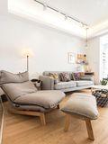 5-10万80平米日式风格客厅效果图