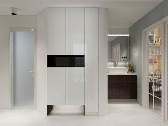 60平米公寓现代简约风格玄关装修效果图