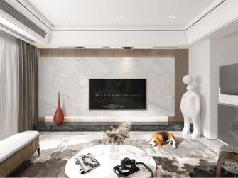15-20万100平米三室一厅混搭风格客厅装修图片大全