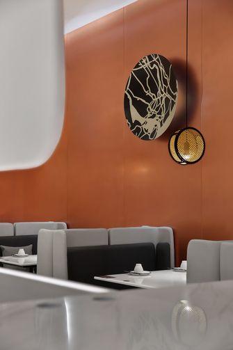 140平米一室一厅公装风格餐厅欣赏图