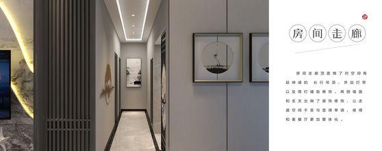 15-20万140平米四室两厅中式风格走廊欣赏图