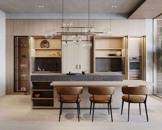 富裕型140平米三室一厅日式风格餐厅欣赏图