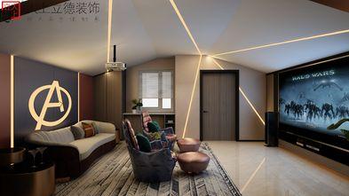 15-20万140平米别墅美式风格影音室图