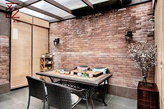 豪华型140平米别墅混搭风格阳台装修图片大全