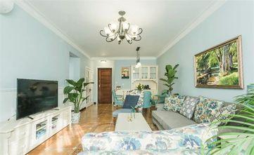 10-15万130平米三室两厅田园风格客厅设计图