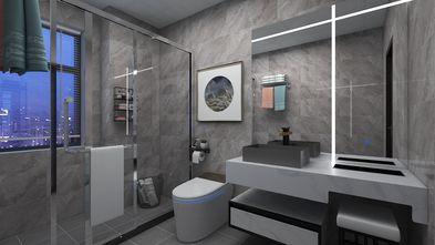 富裕型120平米三室两厅中式风格卫生间图