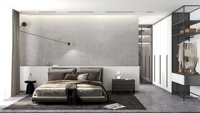 90平米工业风风格卧室装修效果图