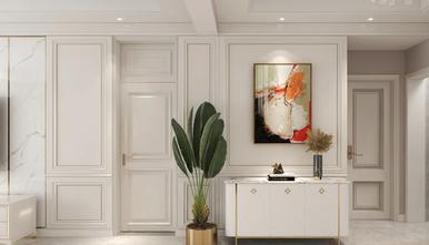 120平米四室两厅美式风格客厅图片