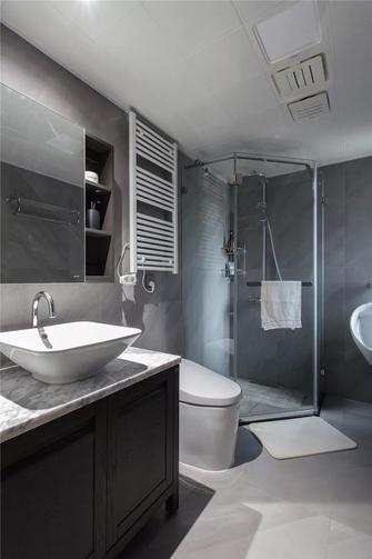 经济型120平米三室一厅中式风格卫生间装修图片大全