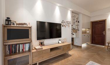 10-15万100平米三室一厅日式风格客厅装修图片大全