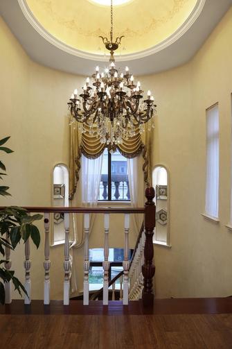 欧式风格楼梯间设计图