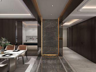5-10万130平米三室三厅混搭风格走廊装修效果图