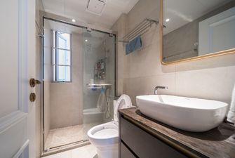 经济型100平米三室两厅美式风格卫生间装修案例