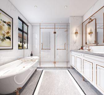 豪华型140平米三中式风格卫生间设计图
