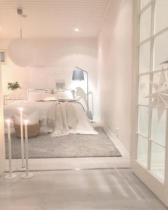 20万以上140平米别墅北欧风格卧室欣赏图