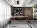 豪华型130平米四室四厅中式风格书房效果图