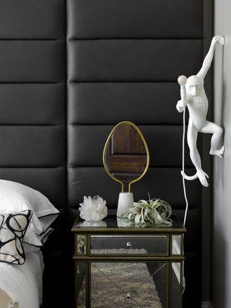 140平米港式风格卧室欣赏图