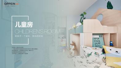 中式风格青少年房图片