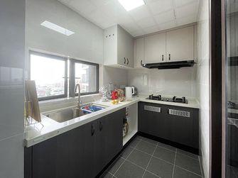 10-15万90平米三室两厅现代简约风格厨房设计图