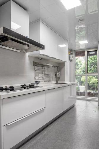 富裕型90平米日式风格厨房效果图