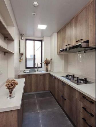 北欧风格厨房图片