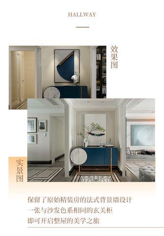 豪华型140平米四室两厅混搭风格玄关装修图片大全