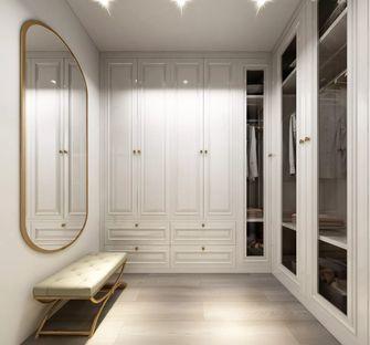 豪华型140平米四室两厅法式风格衣帽间效果图