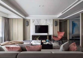 20万以上130平米四中式风格客厅图