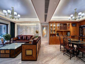 20万以上140平米中式风格客厅装修效果图