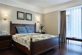 110平米三室三厅美式风格卧室图片