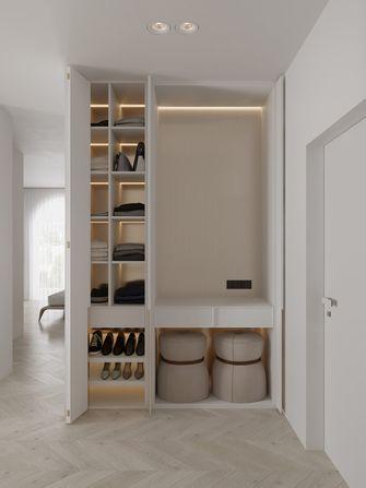 富裕型60平米公寓轻奢风格玄关图