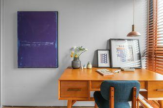 10-15万80平米三室两厅北欧风格书房图片
