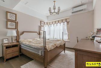 15-20万140平米三室两厅美式风格卧室图