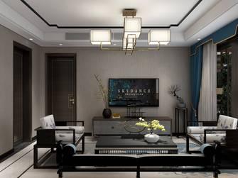 120平米四室四厅中式风格客厅效果图