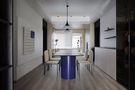 富裕型130平米三室一厅现代简约风格餐厅效果图