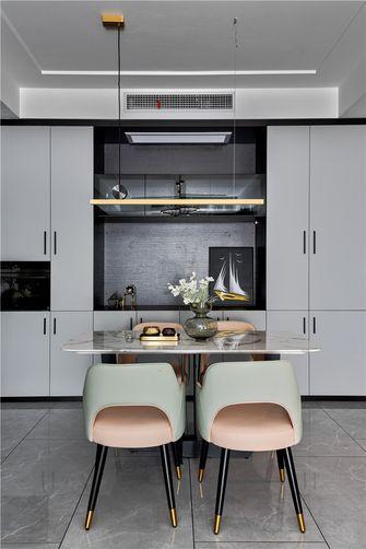 豪华型140平米三室两厅港式风格厨房图片大全