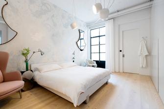 经济型90平米田园风格卧室装修图片大全
