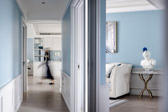 富裕型140平米四室两厅美式风格走廊图片
