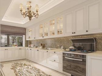 豪华型140平米四室两厅法式风格厨房图片大全